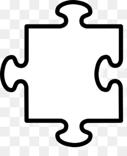 36 Pieces Puzzle Template Vector Stock Photo 9