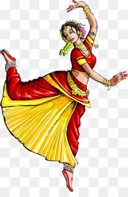 Bharatanatyam Png Bharatanatyam Sketch Bharatanatyam Cartoons Cleanpng Kisspng
