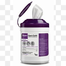 Disinfectants Purple