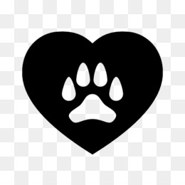 Heart Paw Png And Heart Paw Transparent Clipart Free Download Cleanpng Kisspng Cute background with cat paw prints and hearts. heart paw png and heart paw transparent