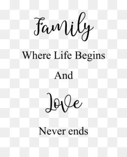Famiglia Citazioni Png Trasparente E Famiglia Citazioni