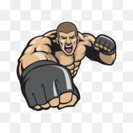 Cartoon Boxing Gloves