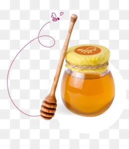 Honey Background
