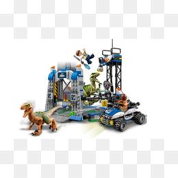 Lego Jurassic World Coloring