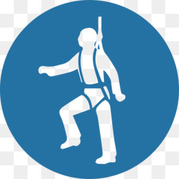 Safety Harness Blue