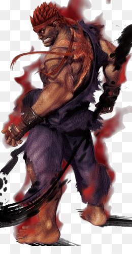 Evil Ryu Png Evil Ryu Street Fighter 5 Evil Ryu Vs Akuma