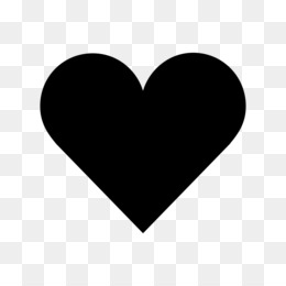 Black Heart Png Black Heart Logo Black Heart Outline Black Heart