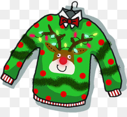 kisspng christmas jumper sweater clip art ugly 5b16dd0a87c8c0.0893013915282250345562