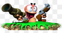 Worms Cartoon