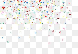 Cartoon Confetti