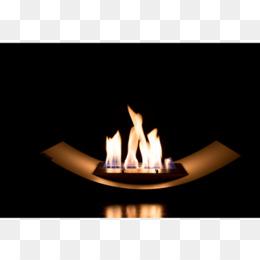 Flame Cartoon