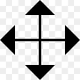 Line Art Arrow
