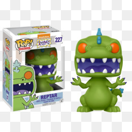 Reptar Toy