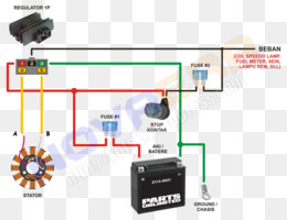 Honda Tiger PNG and Honda Tiger Transparent Clipart Free Download ... cdi honda motorcycle wiring diagram CleanPNG
