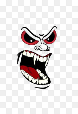 Scary Face Png Japanese Scary Face Scary Face Cartoon Scary Face