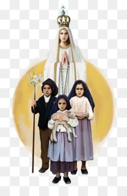 Nossa Senhora De Fatima Png Nossa Senhora De Fatima Statue Nossa