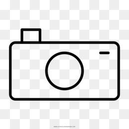 Camera Fotografica Png Camera Fotografica Desenho Sony Camera