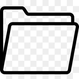 Folder Icon PNG - black-folder-icon computer-folder-icons dowenlod ...