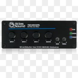 Audio Power Amplifier Audio Receiver