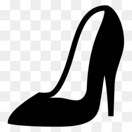 Shoes Outline PNG and Shoes Outline Transparent Clipart Free
