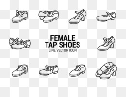 Tap Shoes Png Ballet And Tap Shoes Tap Shoes Svg Cleanpng Kisspng