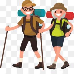 Hiking Man clipart. Free download transparent .PNG   Creazilla