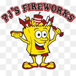 Fireworks Background
