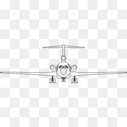 Cartoon Airplane