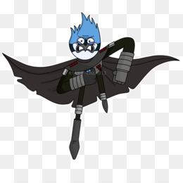 Regular Show Wiki - Pops Mordecai And Rigby , Free Transparent Clipart -  ClipartKey