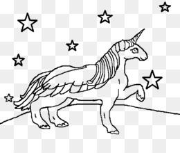 Unicorno Png Trasparente E Unicorno Disegno Winged Unicorn