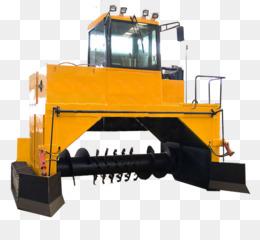 Bulldozer Vehicle