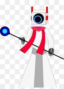 Robot Cartoon