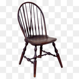 Old Chair Png Silhouette
