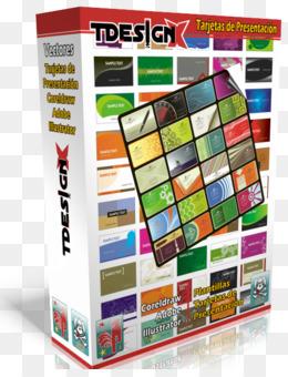 Coreldraw Shutterstock Vektor Magnetstreifen Karte Vorlage