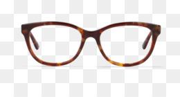 Clip Art Round Oversized Acetate Eyeglasses - Lunettes De Vue Rondes Chanel  - Png Download (#1677325) - PinClipart