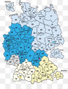Deutschland Postal Code