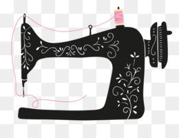 Sewing Machines Black