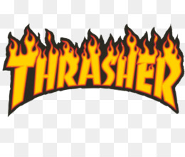 Thrasher Png And Thrasher Transparent Clipart Free Download Cleanpng Kisspng