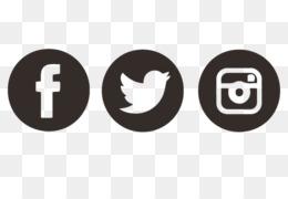 Facebook Social Media Icons