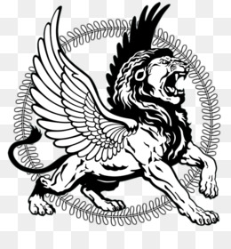 Winged Lion Images, Stock Photos & Vectors   Shutterstock