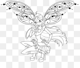 Bloom Winx Png And Bloom Winx Transparent Clipart Free Download