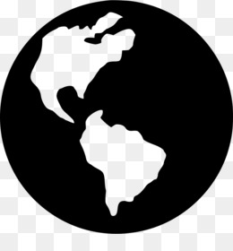 Earth  Black And White