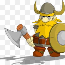 Wikinger-Vector-graphics-Royalty-free clipart Cartoon - Wikinger png  herunterladen - 723*800 - Kostenlos transparent Weihnachtszierde png  Herunterladen.