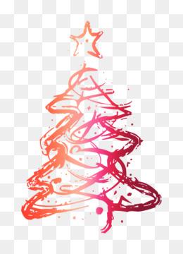 Christmas Lights Drawing