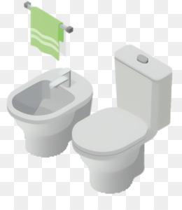 Bathroom Cartoon