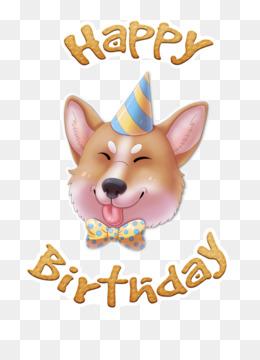 Happy Birthday Dog Clip Art