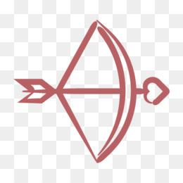 Logo Triangle Font Line