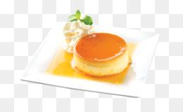 Cheesecake Panna cotta Caramel Pie
