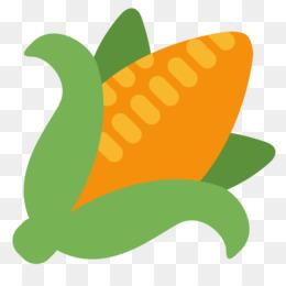 Corn on the cob Maize ear Transparency Corncob