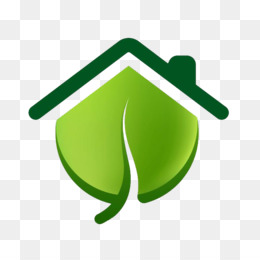 Logo House Building Home construction Sustainable architecture